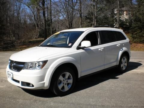 Dodge-Journey-White