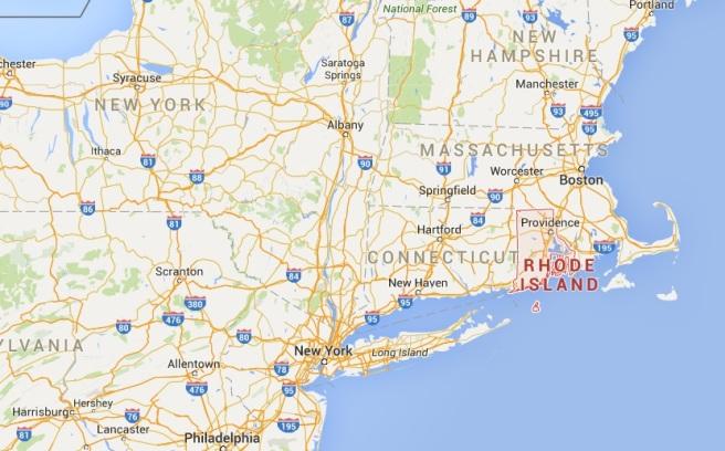 RI map