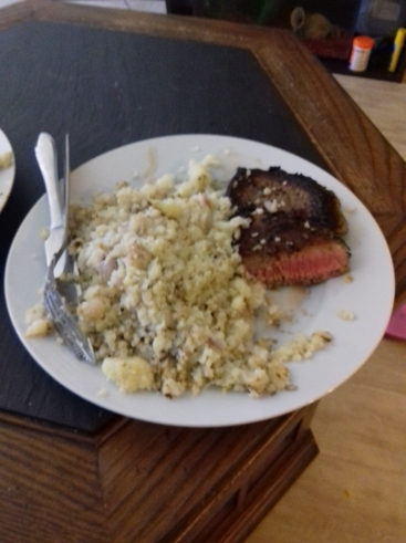 healthy steak